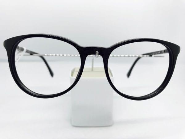 Large round black Hugo Boss frames | RetroSpecced